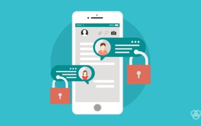 Advantages of using a private messenging application