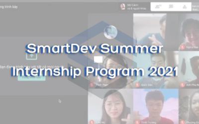 SmartDev Summer Internship Program
