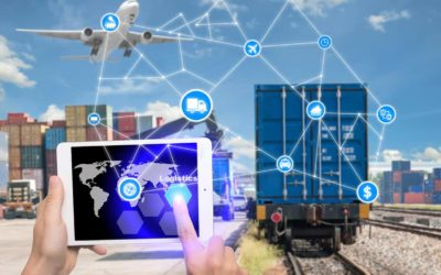 New Connectivity for Logistics: how logistics companies benefit from modern IT
